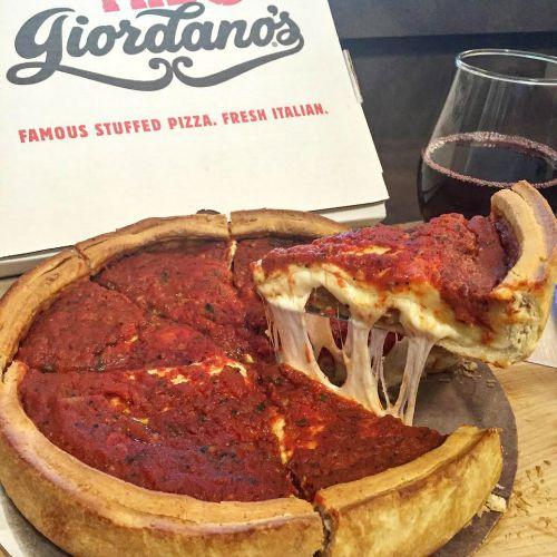 Giordano's Pizza Frozen