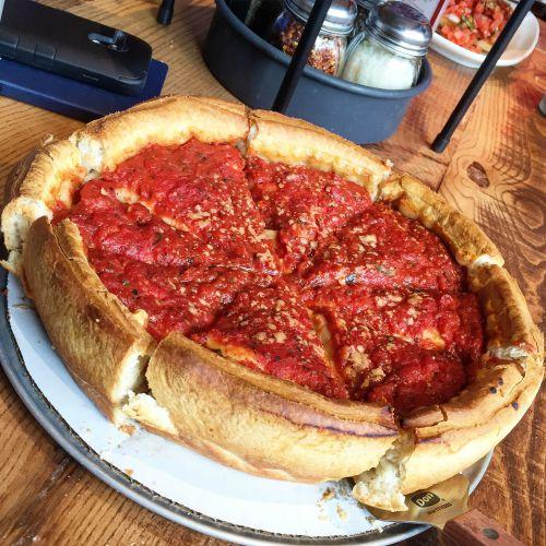 Giordano's Pizza Pie