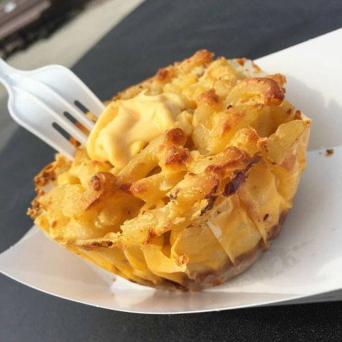 State Fair Mac & Cheese Cupcake