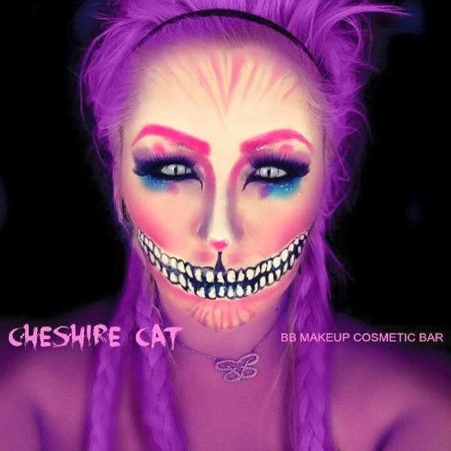 Brooke Cheshire Cat Halloween