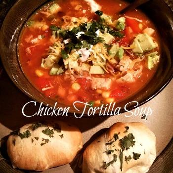 Chicken Tortilla Soup Weve Tried It