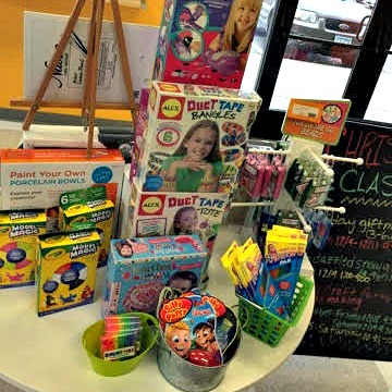 Kidcreate gifts