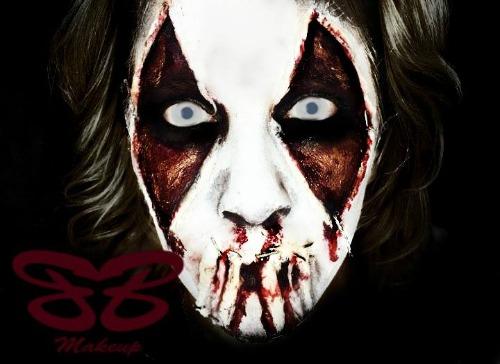 Missy Germain Halloween look