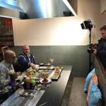 Phatphood Eating Twin Cities: Sakana