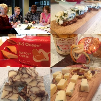 WTI Cheese Tasting