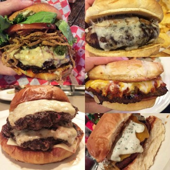 5 burgers 1 night
