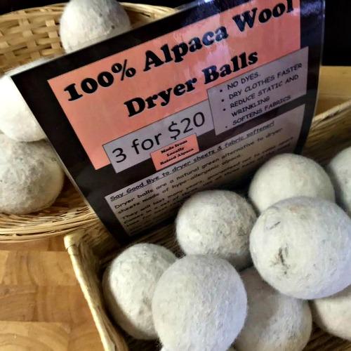 Alpaca Balls Specialty Meats & Gourmet