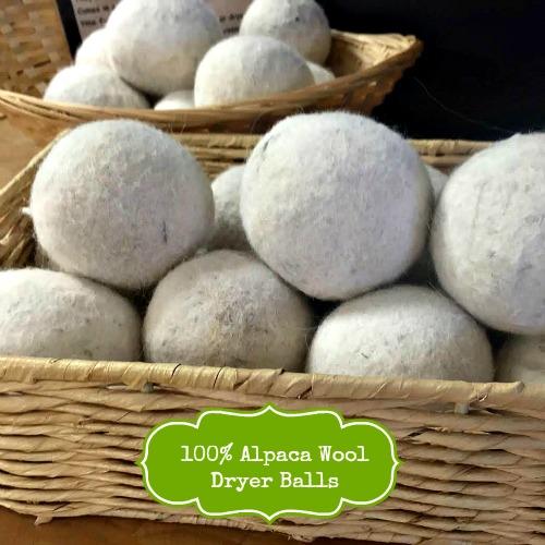Alpaca Balls