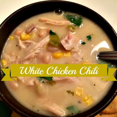 White Chicken Chili Recipe 2