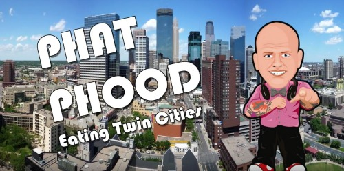 PHATPHOOD EATING TWIN CITIES LOGO