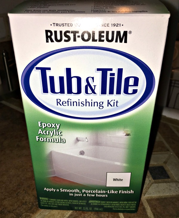 Rust-Oleum Tub & Tile Refinishing Kit Review - Weve Tried It - Weve ...