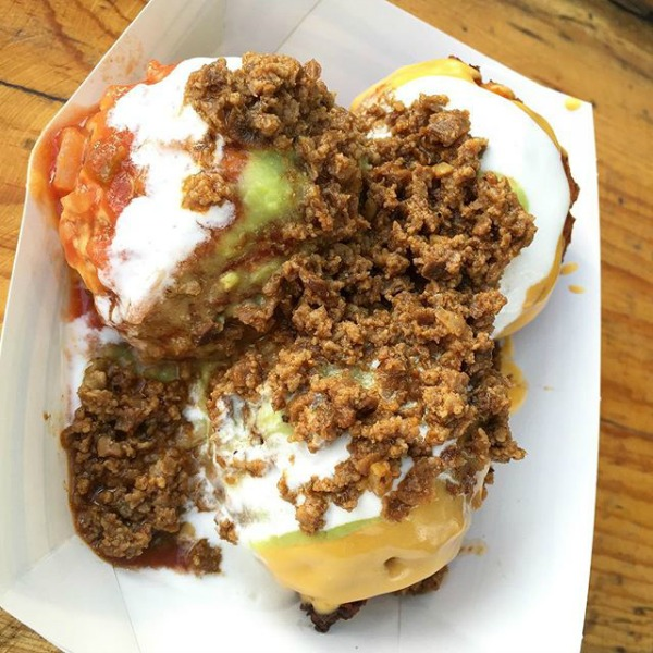 MN State Fair Deep Fried Nachos Supreme 2