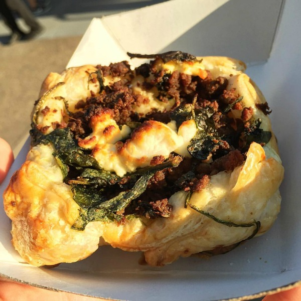 MN State Fair Rustic Beef Pastry
