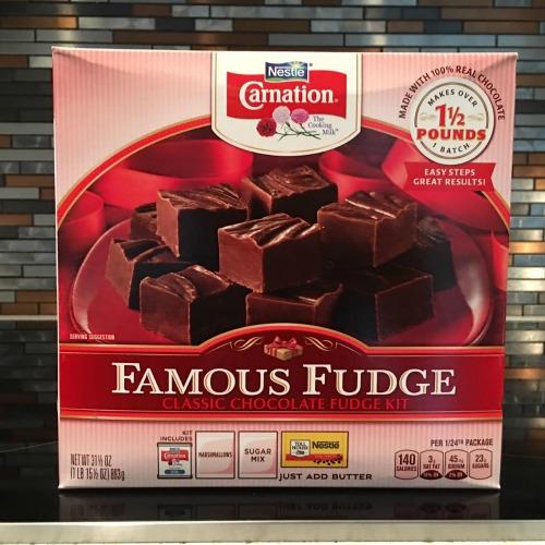 Carnation Fudge Making Kit
