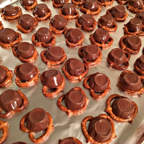 Melted Rolos