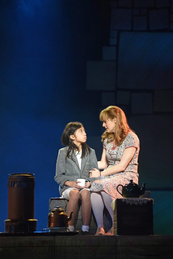 Matilda, Orpheum Theatre