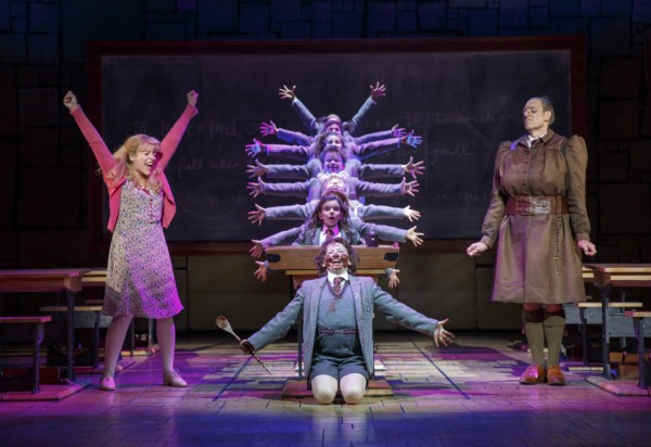 Matilda the Musical 8