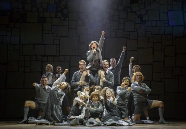 Matilda, theatre, orpheum theatre