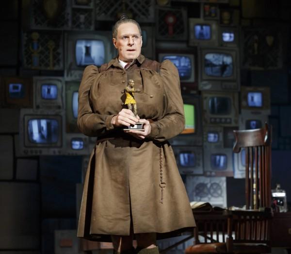 Matilda the Musical, orpheum theatre, Minnesota arts