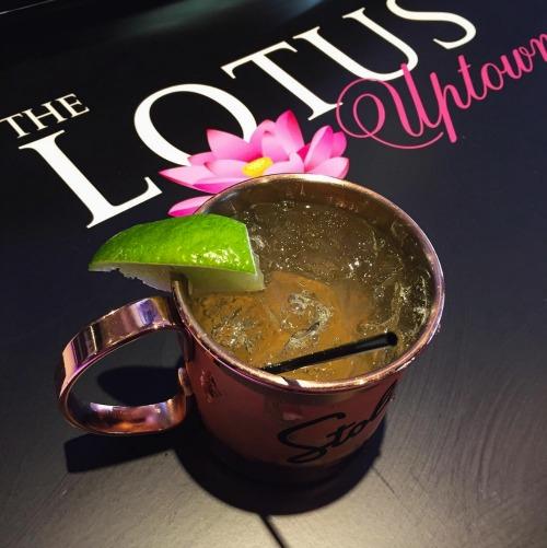 Lotus Uptown Drink