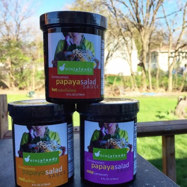Ninja Foods Papaya Salad Sauce Review