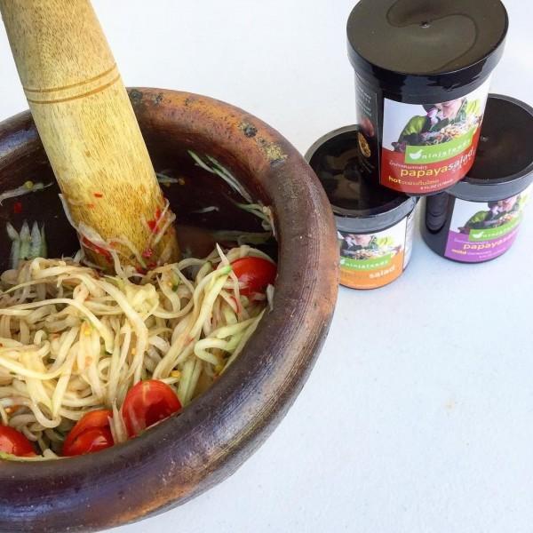 Ninja Foods Papaya Salad Sauce