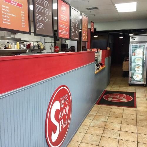 Red's Savoy Uptown Inside