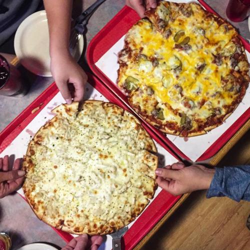 Savoy Pizza Uptown Pizzas