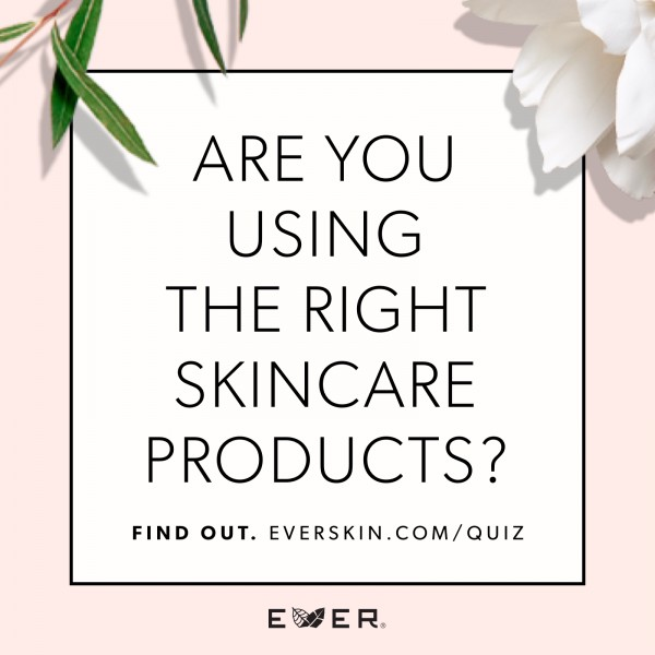 EVER Skin Quiz Shareable