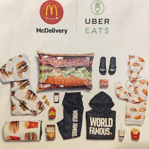 McDonalds Giveaway