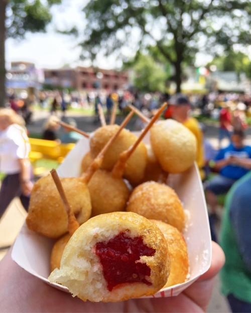 Cherry Bombs MN State Fair