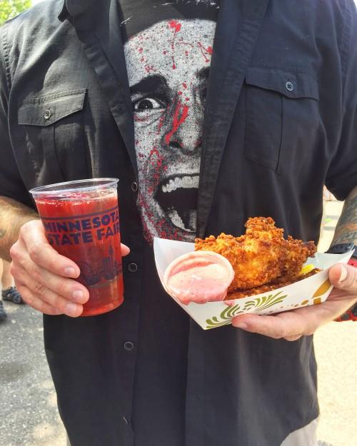 Raspberry Hard Cider Mn State Fair