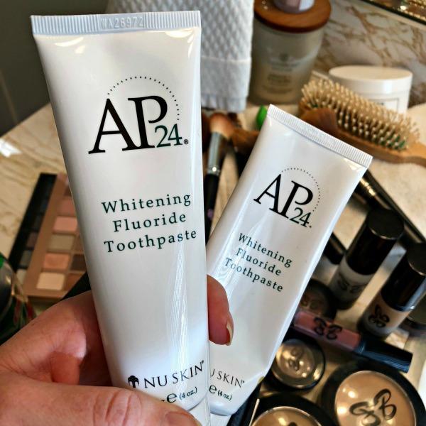 AP24 Nu Skin Toothpaste