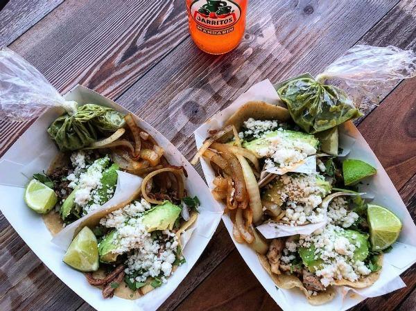 Hamburguesas El Gordo Street Tacos
