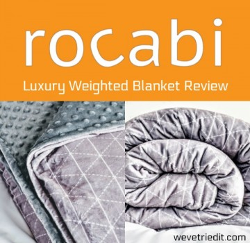 Rocabi Luxury Weighted Blanket Review WTI