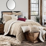 UGG Hudson Reversible Comforter Set Review