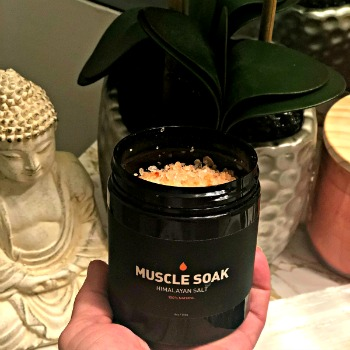 2 Muscle Soak Himalayan Salt Review