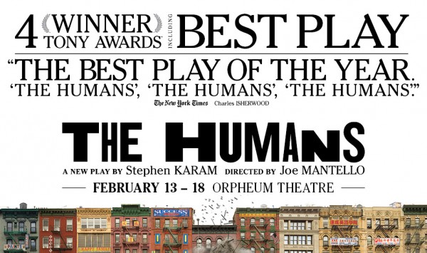 The Humans Orpheum Theatre