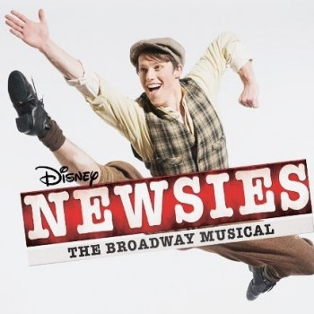 Disney Newsies Broadway Musical