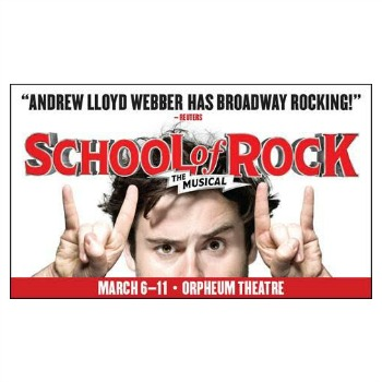 School of Rock Andrew Lloyd Webber review
