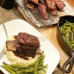 The Pioneer Woman's Braised Short Ribs
