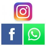 Facebook, Instagram and WhatsApp are Down