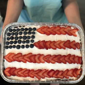 4th of July Cake We've Tried It