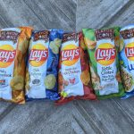 Quick Fire Review : Lay's Flavor Icons