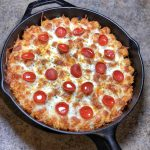 Pizza Tater Tot Hot Dish